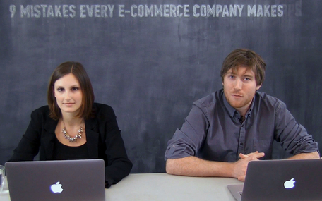 9 Mistakes Every E-commerce Company Makes